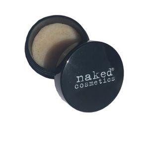 🆕 Naked Cosmetics - Vanilla Creme Lip Scrub